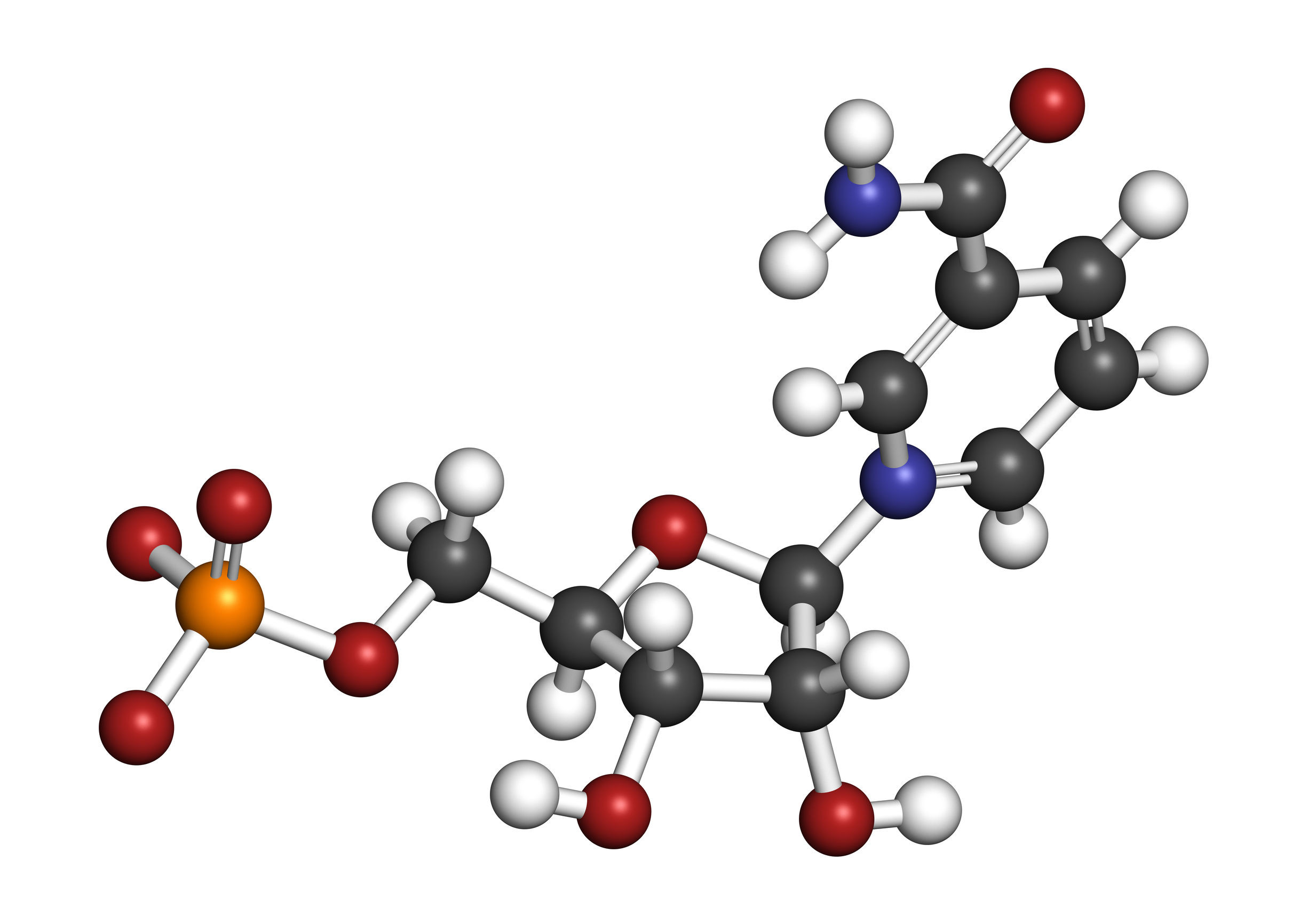 Nicotinamide Mononucleotide molecule